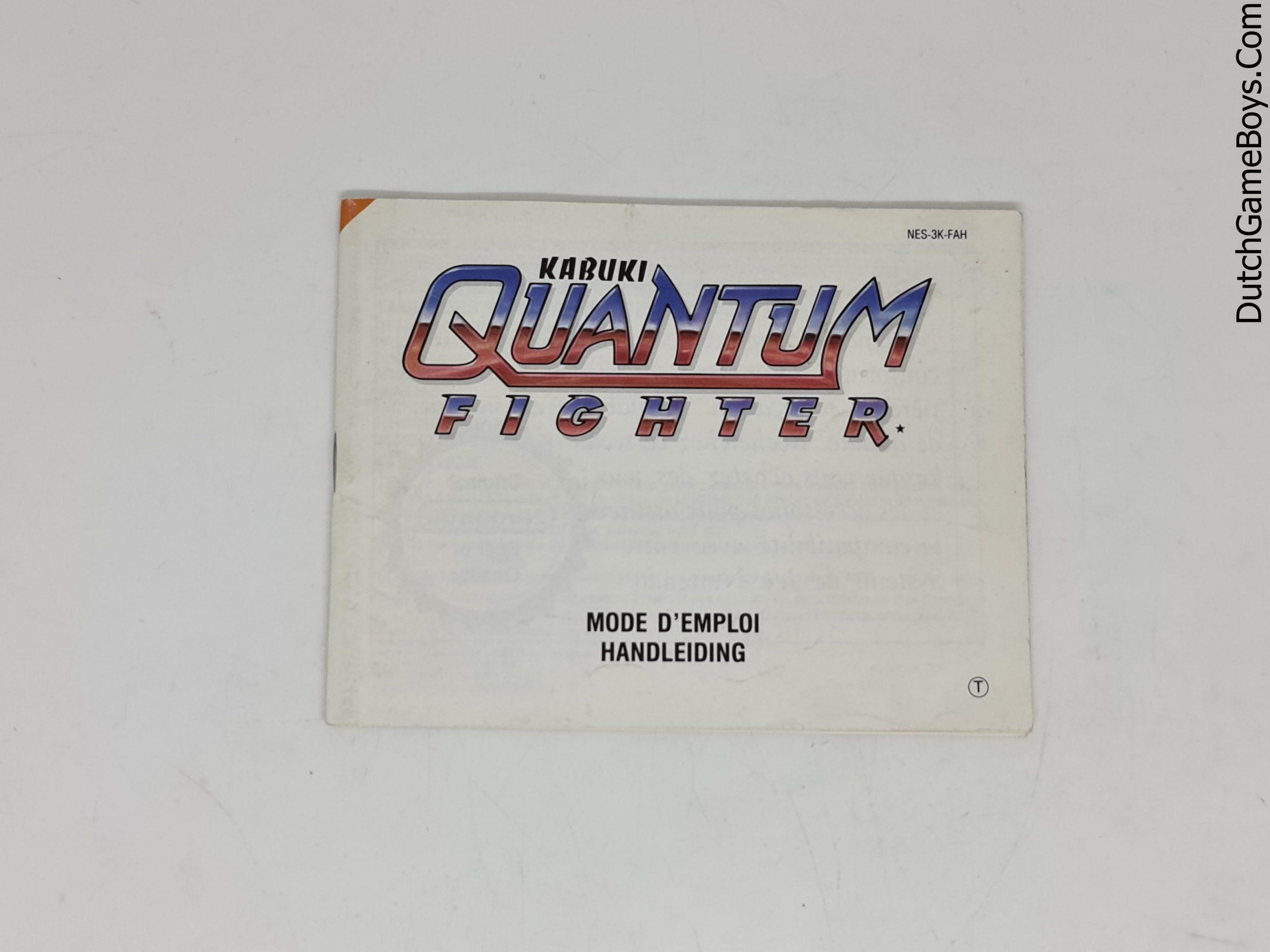 Quantum Fighter – FAH