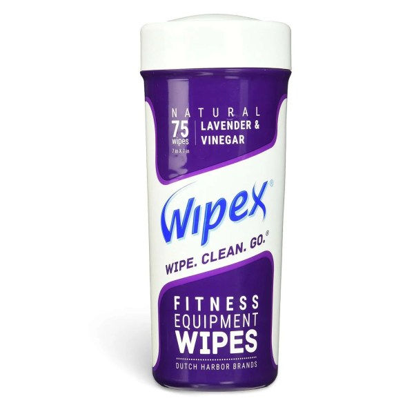 Wipex Fitness and Gym Wet Wipes