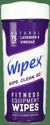 Wipex Gym Wet Wipes