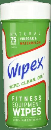 Wipex Yoga Mat Wet Wipes
