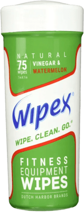Wipex Yoga Mat Wet Wipes