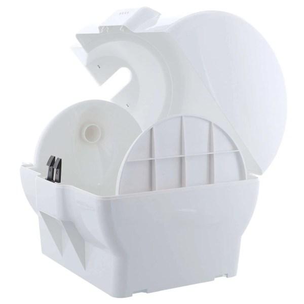 Germ-Away Dispenser Bottom Open
