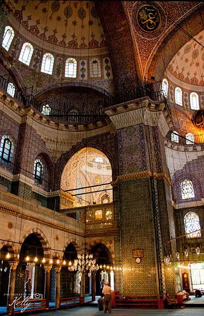 Yeni Moskee -Istanbul