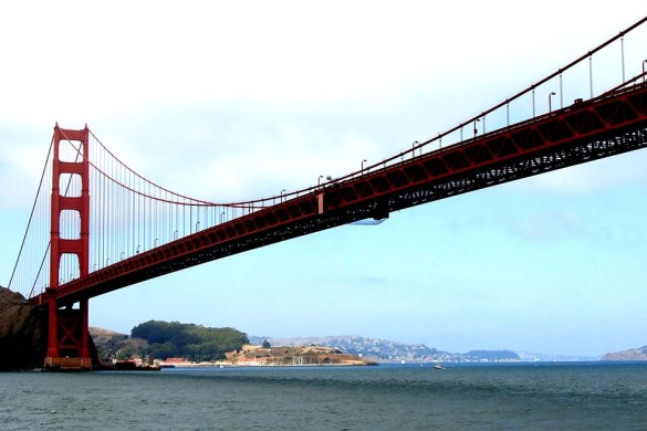 Golden Gate San Fransisco