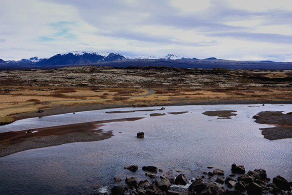 Thingvellir, IJsland