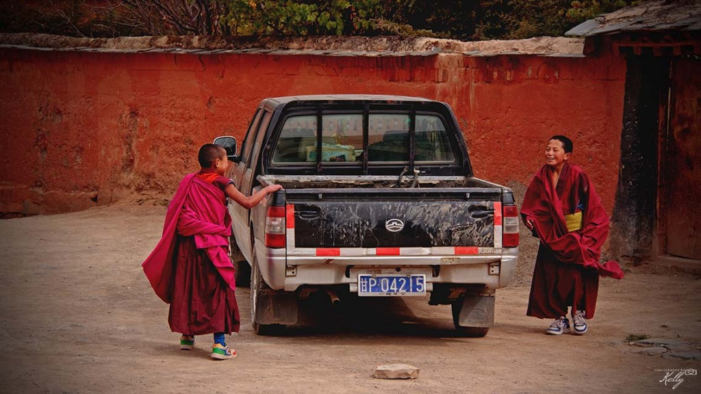 Labrang Klooster, Xiahe