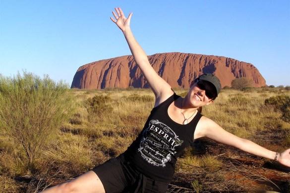 Outback van Australië