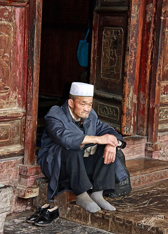 Moslimwijk Xi'an