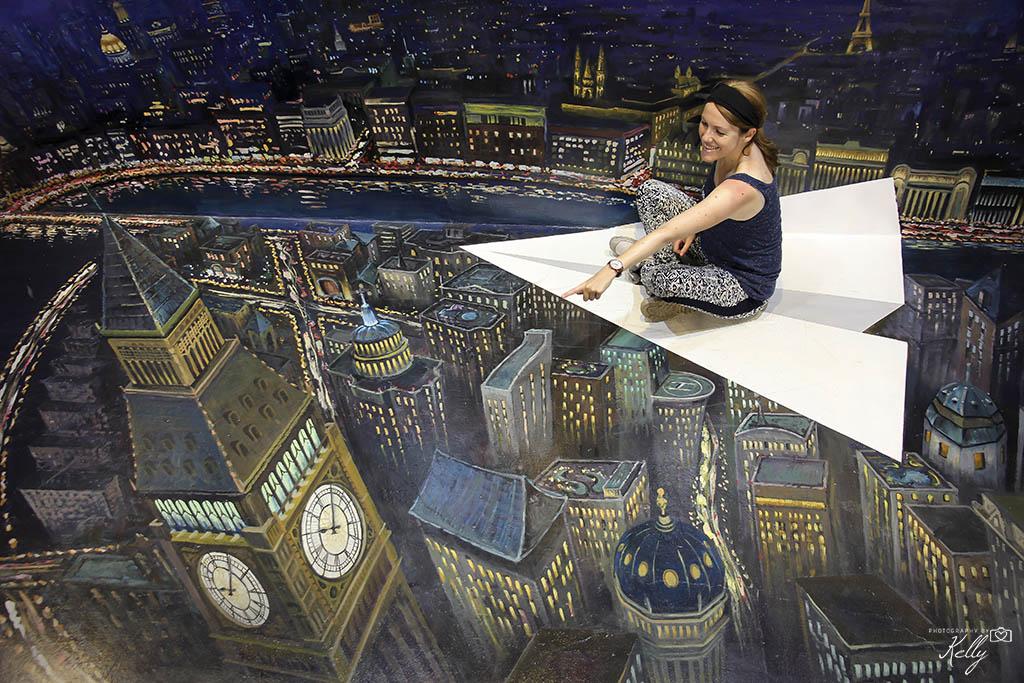 3D Art Museum in Thailand