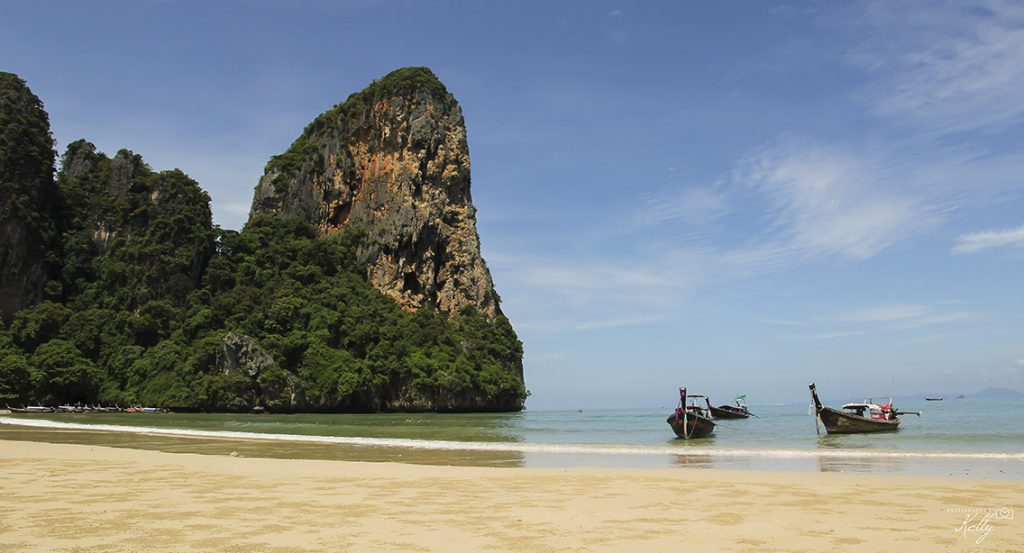 Railey Beach, Thailand