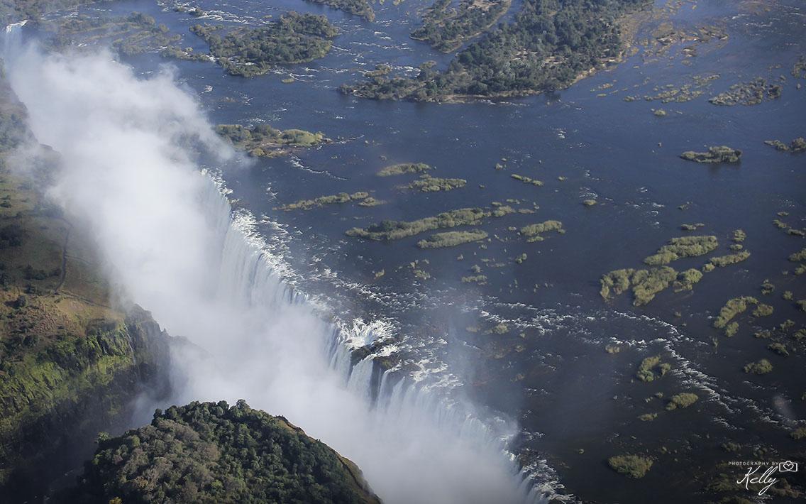 Reisroute Zuidelijk Afrika