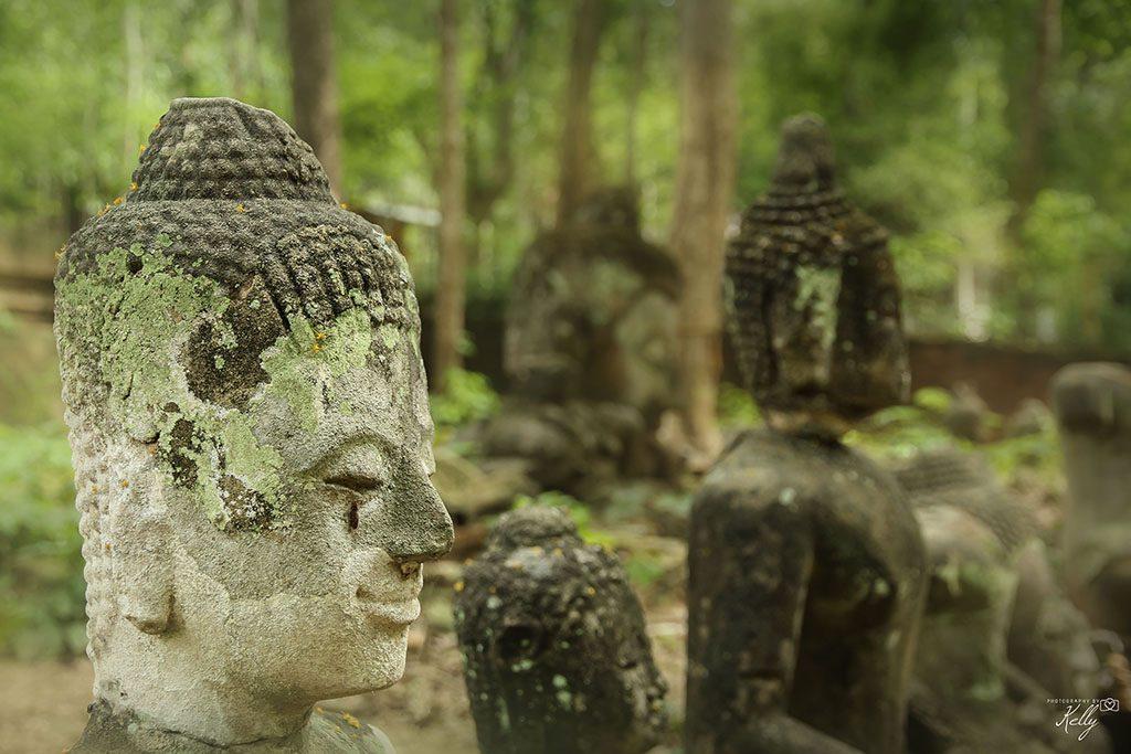 Wat Umong - Thailand