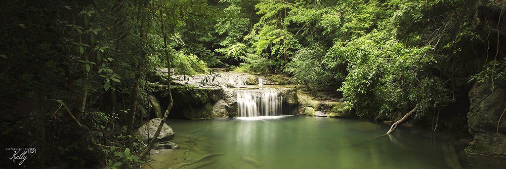 Erawan watervallen - Thailand