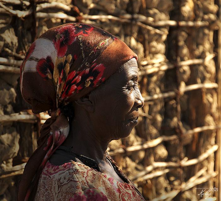 Portretfotografie in Afrika