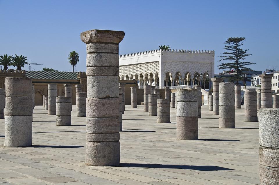 Bezienswaardigheden Rabat