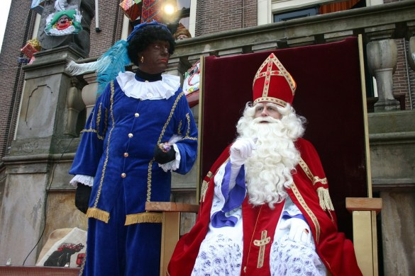 Sinterklaas uitjes
