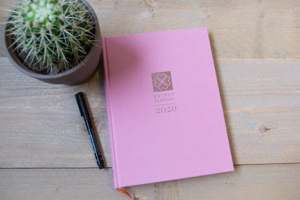 review purpuz planner 2020