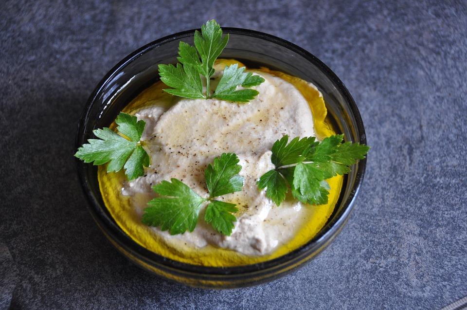 vegetarische gerechten in Jordanië