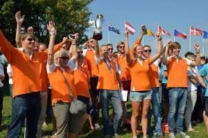 Prijsuitreiking JWGC te Leszno 2013