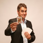 table-magic, beursmagic, business magic louis baerts goochelaar www.dutchmagic.nl