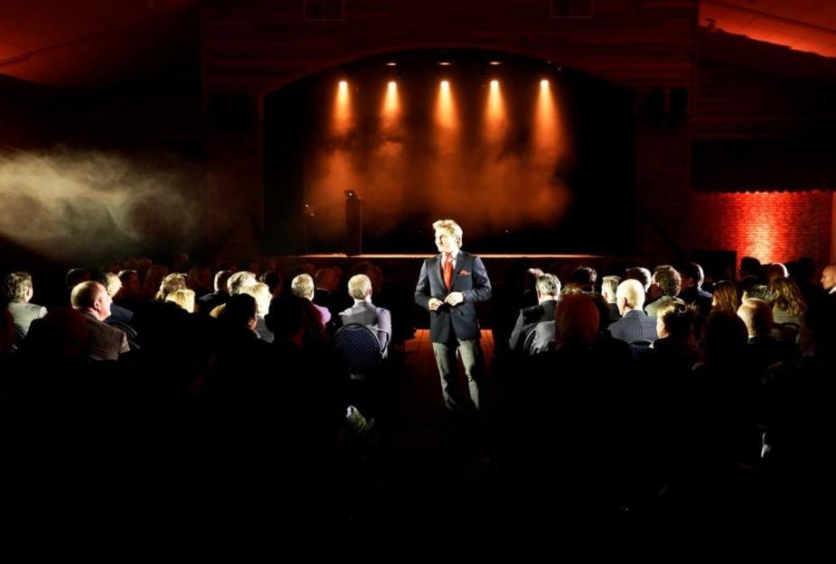 goochelaar ronald moray lezing www.dutchmagic.nl