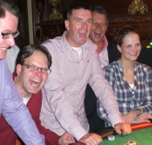 casinomagic door goochelaar Louis Baerts