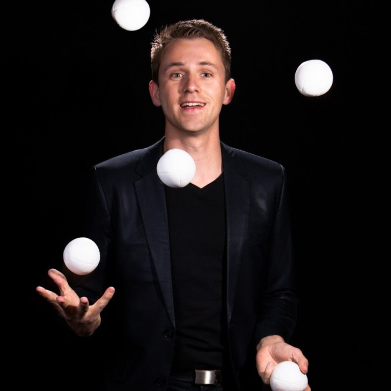 Niels Duinker - Magic friends Dutchmagic
