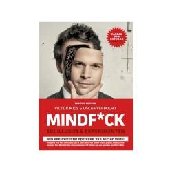 mindfuck, mindf*ck, boek victor mids, goochelaar
