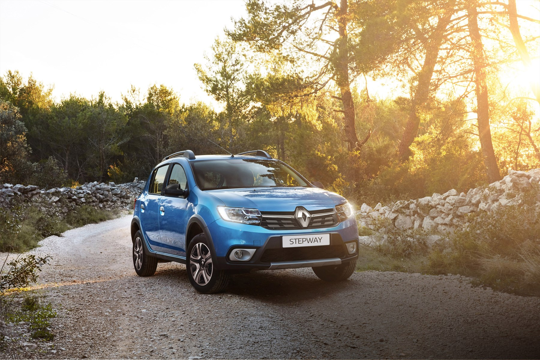 Renault Sandero: clearance, features of its technical characteristics