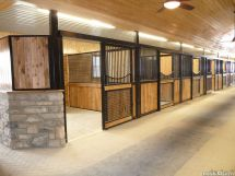 Video Stall Horse Barn Designs
