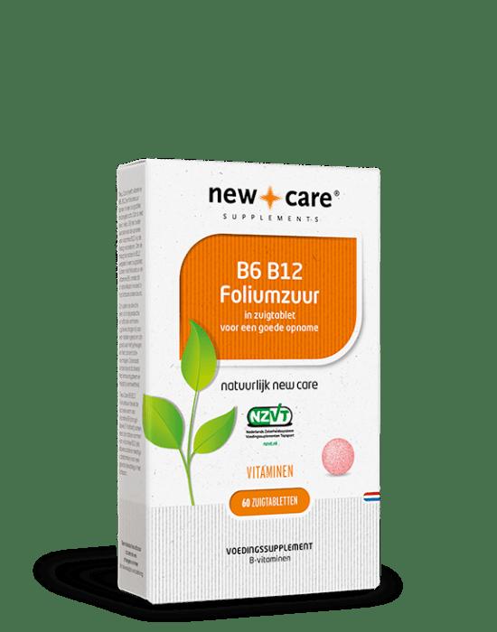 B6 B12 Foliumzuur