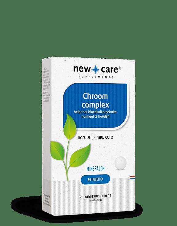 chroom complex 60 tabletten