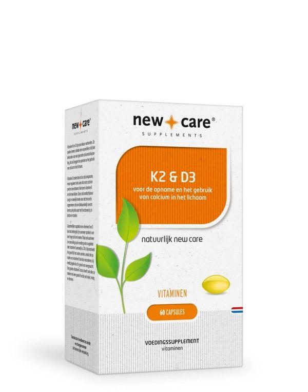 K2 & D3 60 capsules