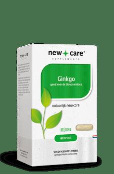 Ginkgo 60 capsules