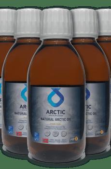 AHS Natural Arctic Oil (6-pack)