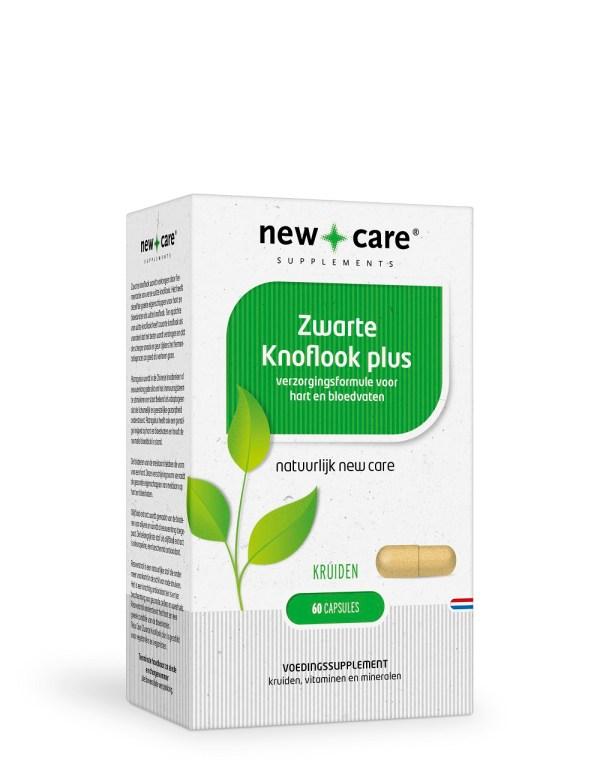 new care zwarte knoflook plus 60 tabletten