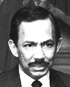 Hassanal Bolkiah van Brunei
