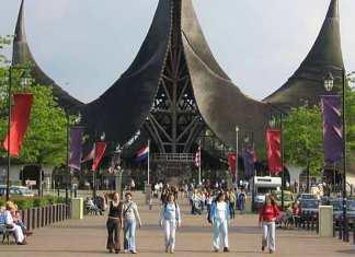Meest bezochte attracties van Nederland, de top 50