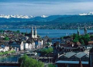 Zurich, Duurste steden ter wereld om in te leven in 2016
