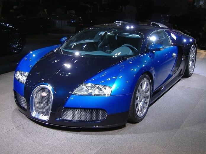 Bugatti-Veyron-II