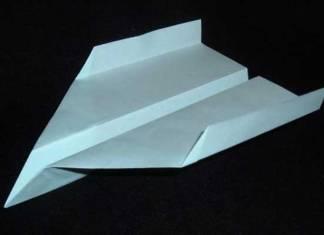 Vouw het beste papieren vliegtuigje ooit