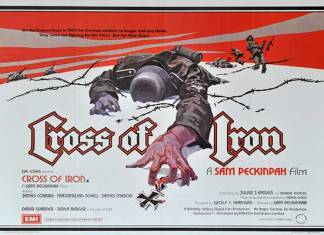 De beste oorlogsfilm ooit Cross of Iron