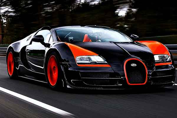 Bugatti Veyron Super Sports Is Duurste Sportauto Ter Wereld Top 10