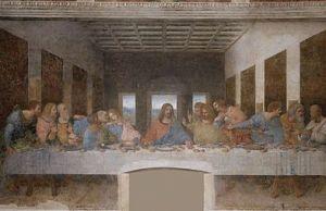 Leonardo da Vinci - Hert laatste avondmaal