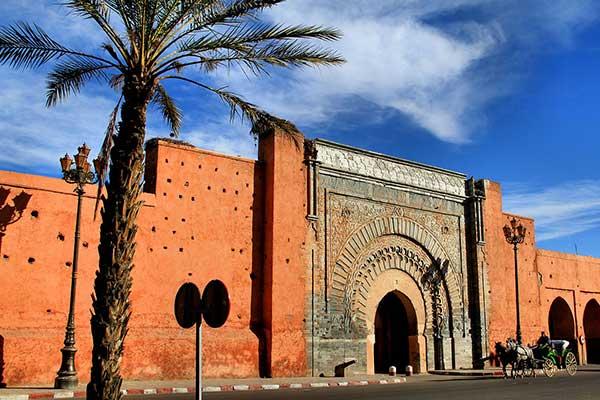 Wat zijn de populairste vakantiebestemmingen  Marrakech