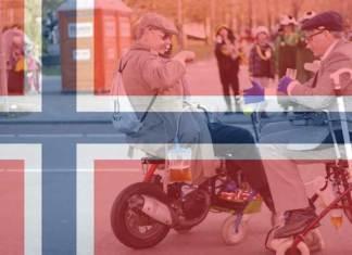Hoogste uitgaven sociale zekerheid in Europa door Noorwegen