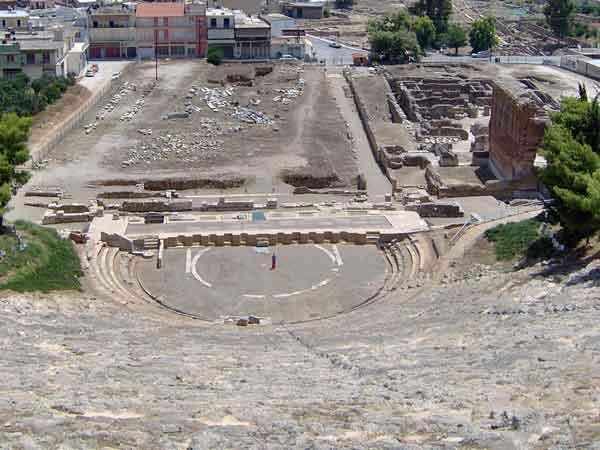Oudste steden van Europa : Argos