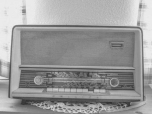 Luisteren naar de radio zorgt voor goed humeur
