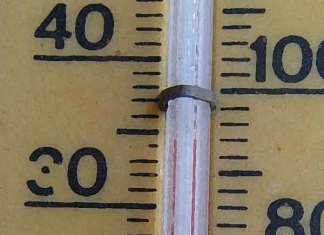 Warmte maakt humeurig zegt onderzoek
