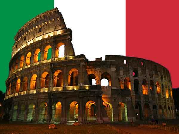 Grootse steden in Italië